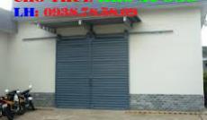 Cho thuê nhà xưởng đường Miếu Gò Xoài, Quận Bình Tân, DT: 250m2