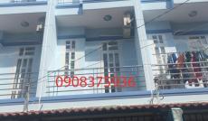 Cần bán gấp nhà 3 lầu, hẻm 6m,đường Huỳnh Tấn Phát, Nhà Bè. DT 4x8m, giá 860 triệu