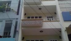 Bán nhà mặt tiền đường Huỳnh Văn Bánh, Phú Nhuận: Dt: 3.9x18m, 4lầu, giá 13tỷ