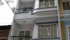Chia tài sản bán gấp nhà MT đường Hoa Trà, P7, Phú Nhuận, DT 48m2, 7,8 tỷ