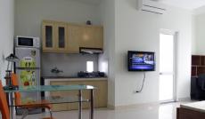Cần cho thuê gấp chung cư Minh Thành, Quận 7. Gần Lotte, 88m2, 2PN, lầu 1, nhà trống, giá 8 tr/th