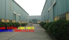Cho thuê nhà xưởng đường Gò Xoài quận Bình Tân(250m2)