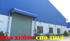 Cho thuê nhà xưởng đường Liên khu 2-6 quận Bình Tân(300m2)