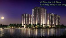 Bán F1 căn hộ chung cư 4S Riverside Linh Đông Thủ Đức