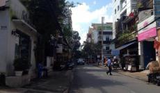 Nhà đối diện chợ thuốc Tây đường Nguyễn Giản Thanh, P15, Q10, giá 12tỷ200tr 3 lầu đẹp