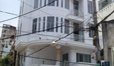 Bán Nhà  Hẻm 6m, Đinh Công Tráng, P. Tân Định, Q.1, 4.6x25m, 130tr/m2