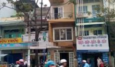 $Cho thuê nhà MT Hậu Giang, Q.6, (DT: 5x16.5m, 1 hầm, 1 trệt, 3 lầu). Giá: 60tr/th