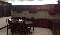 Villa liền kề cho thuê Quận 2, phường An Phú. Diện tích 7x20m, giá 32 triệu/tháng