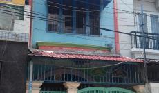 Nhà 4m x 15m, 1 trệt, 2 lầu, hẻm Tây Thạnh, Tân Phú. Giá 10.5 tr/th