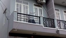 Nhà mới 1 sẹc Gò Xoài, DT: 3x10m, 3 tấm, hẻm 5m, sổ riêng