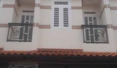 Nhà vào ở liền, DT 3x10m, 2 lầu sân thượng, hẻm 5m