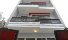 Bán nhà mặt đường Võ Thị Sáu, Quận 3. 4 lầu, DT: 4x20m, giá 18 tỷ
