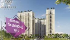 Sở hữu căn hộ gần Aeon Mall Bình Tân, trả trước chỉ 210 triệu, góp 6 triệu/tháng, LH: 0914220101