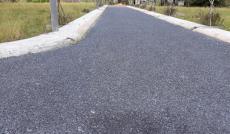 Bán gấp đất Bình Tân, ngã tư Bonchen, đất mặt tiền đường 30m, không bị dính lộ giới. LH: 0912337920