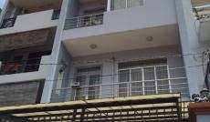 Bán nhà gần Phố Tây Bùi Viện, khu kinh doanh CHDV, 8x18m, 17 tỷ