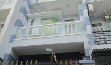 Bán nhà hẻm 6m Dương Quảng Hàm, P5, Gò Vấp, 4x20m, 3 lầu mới đẹp