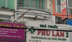 Nhà mặt tiền, DT: 4x20m, khu Tên Lửa, Bình Tân