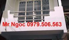 Bán nhà riêng tại Đường Nguyễn Văn Nguyễn, Quận 1, Hồ Chí Minh diện tích 24m2  giá 3 Tỷ