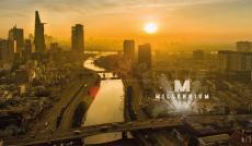 Millennium Căn hộ 2PN liền kề quận 1, Giá 3.8 tỉ view cực đẹp – LH: 0938381412
