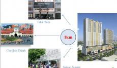 Bán gấp căn hộ 2PN River Gate, quận 4, 3,8 tỷ, nhà thô, hotlline: 0975.212.138
