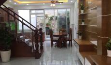 Nhà mới ngay chợ Phạm Văn Hai, HXH, 4 lầu, 7PN, 44m2, 6.4 tỷ, sổ riêng chính chủ, LH 0909067402