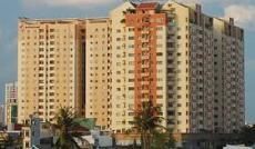 Cho thuê căn hộ chung cư Khánh Hội 3 đường Bến Vân Đồn, Q. 4, DT 81m2, 2PN, đủ nội thất, 14tr/th