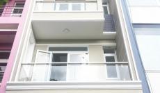 Bán nhà mới xây mặt tiền NB đường Phạm Hữu Lầu, Q7, DT 4x18m, 3 lầu, sân thượng. Giá 5,4 tỷ