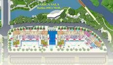 Bán căn góc Sarica 3PN khu căn hộ nghỉ dưỡng đẳng cấp nhất Sala Thủ Thiêm. Quốc 0901178188