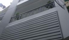 Bán nhà đường Đề Thám, Q1, 5,2x17, nhà trệt 3 lầu mới, giá 14,tỷ