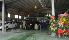 $Cho thuê xưởng gara ô tô đường Lê Hữu Kiều, Q.2, DT: 500m2. Giá: 45tr/th