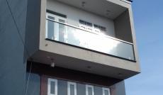 Nhà mới 5m x 21m, 1 trệt, 2 lầu, hẻm Tây Thạnh, Tân Phú. Giá 13 tr/th