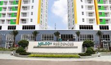 Cần thu hồi vốn căn hộ 2PN Melody Âu Cơ, giá rẻ hơn chủ đầu tư 200 triệu. LH 0909616400