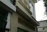 Cho thuê nhà 2MT hẻm 109 Nguyễn Thiện Thuật, Q3