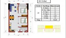 Cần bán gấp căn hộ IDICO diện tích 60m2, thiết kế 2PN