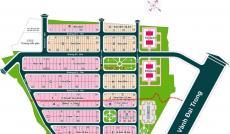 Đất nền dự án Hưng Phú 2, quận 9 cần bán, vị trí đẹp giá 22.5tr/m2