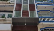 $Cho thuê nhà góc 2MT XVNT, Q.BT, DT: 4.5x16m, trệt, 3.5 lầu. Giá: 35tr/th