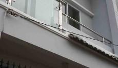 Bán nhà 4x8m, 1 lầu đẹp hẻm thông Mã Lò gần bệnh viện Bình Tân