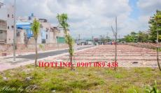 Bán đất nền mặt tiền Tân Kỳ Tân Quý Quận Tân Phú, DT 4x14m, 4x15m, đường 20m. Liên hệ: 0907 089 438