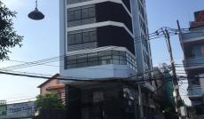 Tòa nhà văn phòng góc 2 mặt tiền 1 hầm, 8 lầu, 1400m2, giá 37 tỷ
