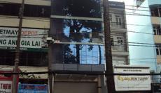 Cho thuê nhà MT Nguyễn Thị Minh Khai, Q. 1, DT: 5x25m, trệt, lửng, 5 lầu, ST. Giá: TL