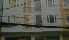 $Cho thuê nhà MT XVNT, Q.BT, DT: 9x25m, trệt, 3 lầu. Giá: T/L