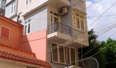 Cho thuê nhà đẹp 3 lầu làm văn phòng gần BV Thống Nhất