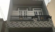 Nhà hẻm 6m, DT 4x18m, Đường Tỉnh Lộ 10, Q. Bình Tân.
