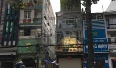 $Cho thuê nhà MT Nguyễn Tri Phương, Q.10, DT: 5x13m, 1 trệt, 1 lửng, 4 lầu, st. Giá: 5000$/th