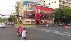 $Cho thuê nhà ngay vòng xoay ngã 6 Phù Đổng, MT Nguyễn Thị Nghĩa, Q.1, DT: 5.5x15m