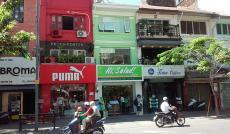 $Cho thuê nhà  đường Nguyễn Trung Ngạn, Q.1, DT: 3x15m, 3 lầu, 8 phòng, thang máy. Giá: 3000$/th