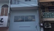 Cho thuê nhà 711/9 bờ kè Hoàng Sa gần cầu Lê Văn Sỹ, 4x10m, 2 lầu, ST