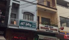 $Cho thuê nhà MT Nơ Trang Long, Q.BT, DT: 4x22m, trệt, 3.5 lầu. Giá: 75tr/th