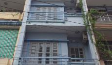 Nhà 136/4S Trần Quang Diệu gần cây xăng Lê Văn Sỹ, 3.7x12m, 3 lầu, ST, 3PN, 4WC