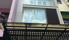 Cho thuê nhà hẻm Bạch Đằng, P2, Q. Tân Bình. DT: 4x18m 1 trệt 3 lầu, 6PN, ST, 7WC nhà mới xây